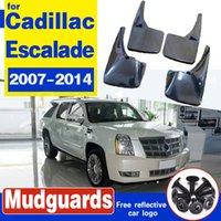 Für Cadillac Escalade 2007-2014 GMT900 Auto Mud Flaps Fender Kotflügel Schmutzfänger Splash Schutz Zubehör
