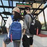 grande capacité de sac à dos Voyage des femmes, sac à dos en tissu Oxford résiste à l'eau les hommes, les jeunes Cartable étudiant, sac à dos pour ordinateur portable 15 pouces