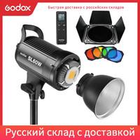 Godox LED Video Light SL60W SL60W 5600K Version Blanche Lumière vidéo en continu Bowens Mont pour Studio d'enregistrement