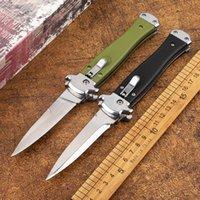 lado 440automatic faca cobra aberto rápida outdoor combate caça defesa tático acampamento ferramenta EDC faca