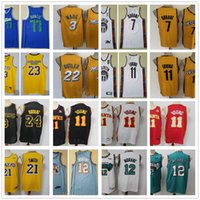Cheap Wholesale 2021 Stitched Jerseys 2021 New Top Quality Y...