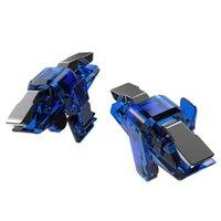 Pulsante 2 pezzi X7 Game Controller Gamepad trigger Scopo L1 R1 Joystick Per Pubg maniglia Pad accessori del gioco
