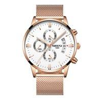 Alle Subdials arbeiten heißer Verkauf Mode Lässig Mann Watch Schwarz Braun Lederuhr Männliche Armbanduhren Marke Weibliche Uhr Japan Bewegung Quarz