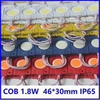 Manufacture Round Cob LED Modulo Retroilluminazione DC12V 1.8W 200LM IP65 CE RoHS 46mm (L) * 30mm (W) * 3mm (h)