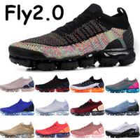 Fly 2.0 Обувь Китайский Новый год Мужчины Женские Кроссовки Черный Многоцветный Гонщик Голубое красная Орбита Манго Вольт Белые Чистые Платиновые тренажеры
