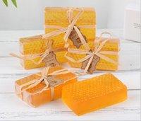 도매 수제 신선한 꿀 비누 가정용 매일 화장실 청소 스킨 케어 멀티 에센셜 오일 비누 세안 비누