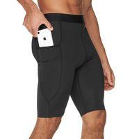 2020 الجاف الرجال السريع قصيرة الجري واللباس الداخلي الرجال ضغط تشغيل الجوارب رياضة للياقة البدنية الرياضة السراويل اللباس ذكر داخلية