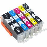 Tinteiro 570XL PGI570 CLI571 PGI570XL compatível para Canon PIXMA MG5750 MG5751 MG5752 MG5753 MG6850 MG6851 MG6852 MG6853