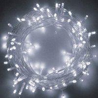 Stella di scintillio 99ft 300LEDs Indoor luci della stringa, Pulg in luci della stringa di 8 modi impermeabile dell'interno esterne di Natale Albero festa di nozze Camera
