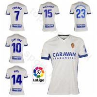 2020 2021 Real Zaragoza ZAPATER Fußball-Trikot POMBO VAZQUEZ MIGUEL ALEJANDRO Francho Papunashvili SARAGOSSA IGLESIAS Fußball-Hemd-Kits