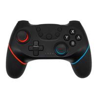 تحكم اللعبة المقود إيستفيتا التبديل برو بلوتوث لاسلكية لاسلكية لمساعدة سلام Gamepad تحكم