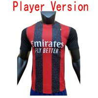 2020/21 Ibrahimovic Player Version Soccer Jersey # 10 Calhanoglu Saelmaekers Uniform Mens # 39 Paqueta Theo Cutrone Player Camicia da calcio