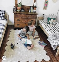 Nordic Style Infant 3 Colors Baby Play Rug Children's Mat Thickened Tapete Baby Room Crawling Pad Folding Mat Carpet