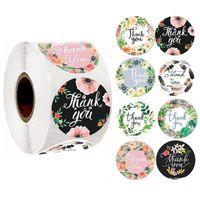 Çiçek Yaprak Bitki Sticker Çıkartma Dairesel Süsleme Küçük Hediyeler Manuel Çok Fonksiyonlu 25mm Mini Yeni Ürünler 2 3JR F2 Etiket ederiz