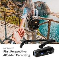 ORDRO Vlog Camera 4K Video Camera EP6 Digital Camcorder Full HD UHD 25Fps Wearable Wifi Filmadora Vlog