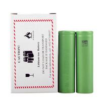 Alta Qualidade SONY VTC6 3000mAh VTC5 2600mAh VTC4 2100mAh 3.7V Li-ion 18650 Baterias bateria recarregável usando para Ecig Box Mods DHL livre