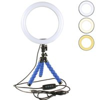 16 26cm Makeup Photography LED Selfie Ring Light Video Photo...