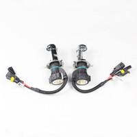 جودة عالية الجملة H4 مبات لمبة زينون H4-3 منخفضة عالية شعاع مصباح 6000K ضوء مصباح لمبة زينون لسيارة