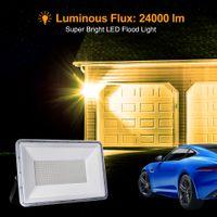 300W C8 заливающего света светодиодные лампы для садов, дворов, складов, гаражей, заводские цеха СВЕТИЛЬНИК Прожекторы