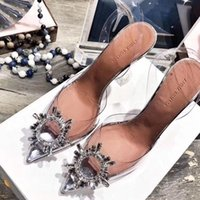 Perfect Official Quality Amina Shoes Begum Crystal- embellish...