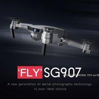 SG907 4K HD Elektrische 90 ° Adjustment Kamera 5G WIFI FPV Drone, GPS-Optical-Flow Doppel Platzieren, Intelligent Folgen, Loss Prevention, 2-1