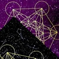 Tovaglia Nero Tarocco Tovaglia Altare Tarocchi Party Bag Pentagram Retro tovaglia per la divinazione Wicca Velluto Tapestry