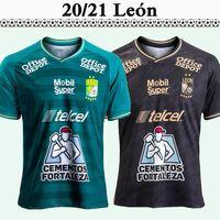 20 21 Leon W. Tessillo Herren Soccer Jerseys J. Meneses Macias Campbell Home Grün Away Black Football Hemd Kurzarm Erwachsene Uniformen