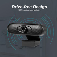 Full HD 1080p USB Webcam Web Cam con microfono senza driver Webcam Video per l'insegnamento online radiocronaca in scatola al minuto