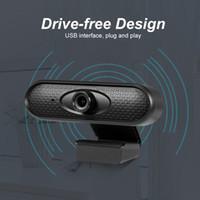 전체 HD 1080P 웹캠 USB 웹 캠이있는 마이크 드라이버가없는 비디오 웹캠 온라인 교육용 라이브 브로드에서 라이브 브로드