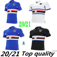 2020 Sampdoria camisa de futebol de casa Sesy TERCEIRO 20 21 Murillo Linetty camisas de futebol Jankto Yoshida Maroni Gabbiadini TAILÂNDIA