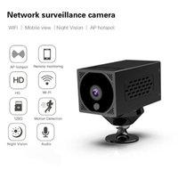 caméra 1080P intérieur intelligent jour de la caméra de surveillance réseau wifi sans fil soins bébé animal domestique et nuit surveillance multifonction
