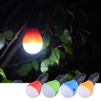 الفوانيس المحمولة التخييم ضوء 3led مصغرة الإضاءة فانوس خيمة الصمام مصباح الطوارئ للماء شنقا ح