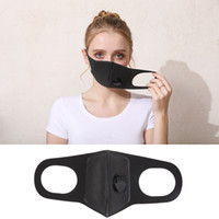 Designer reutilizáveis filtro de máscara facial com escudos máscara válvula resuable máscara boca mascarilla ppe lavável preto descartáveis máscaras
