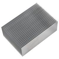 Fans Refrigeraciones Gran cantidad de calor disipador de calor Fin de enfriamiento del radiador para IC LED Power