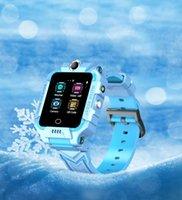 Smart Watch Kindertelefon Watch Smartwatch für Jungen Mädchen mit SIM-Karte Foto Wasserdicht IP67 Geschenk für iOS Android