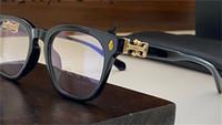 خمر جديد نظارات يمكن أن تكون مجهزة وصفة طبية CRH نظارات PUMP steampunk مربع نمط الإطار عدسة شفافة النظارات البصرية واضحة