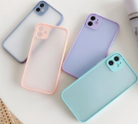 plating Phone Case Silicone Back Cover For iphone 11 Pro 7 8...