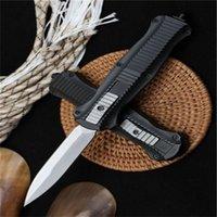 Alta qualidade! BM borboleta Benchmde 3300 defesa fidel faca de dupla ação acampamento tático faca facas presente BM940 BM943 BM3310
