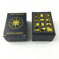 안티 방사선 가제트 EMR 스티커 BIO EMF 방패 스티커 고급 기술 에너지 절약 칩