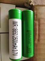 50pcs IMR 18650 Vape Lithium-Batterie Batterien MAX 35A Ecigs PK 25R 30Q HE2 HE4 HG2 VTC4 VTC5 VTC6