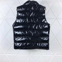 Mens 조끼 코트 지퍼 반사 캐주얼 트렌치 까마귀 남자 여성 윈드 브레이커 코트 패션 자켓 조끼 탑스