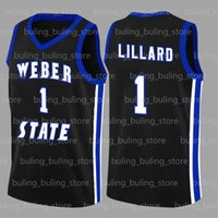 Damian 1 Lillard Jersey Weber State College LeBron James 23 St Vincent Mary Schule Irish Dwyane Wade 3 Stephen Curry 30 Basketball