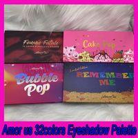Bizim Amor 0,2020 Yeni Makyaj Göz Farı Paleti Me Kabarcık Kek Famme Fatale Mat Işıltılı Göz Pudra pop pop hatırla 32colors
