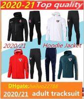 Взрослый 20 21 мужской футбол тренировки спортивная одежда футбольный костюм для тренировок 2020 2021 эпиднадзор de foot chandal взрослый капюшон