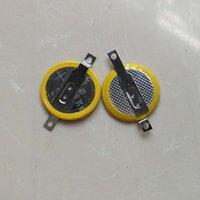 용접 된 CR1616 3V 리튬 버튼 게임 플레이어 1000pcs / lot을위한 핀이있는 핀 배터리
