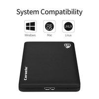 """2.5 """"Taşınabilir Harici Sert Sürücüler Disk HDD 1 TB 2 TB 80 GB 120 GB 160 GB 250 GB 320 GB 500 GB 750 GB Depolama Yüksek Hızlı USB3.0"""