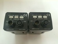 1 pc original Omron V400-F350 cabeça de detecção ccd industrial