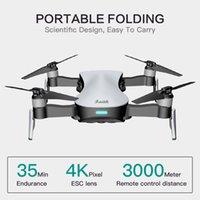 CFLYAI GPS DRONE Hubschrauber C-Fly FaithPro Quadcopter mit professioneller 4k-Kamera 1080P-Video-Drohne 3km FPV 3-Achsen-Gimbal