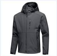 2020 새로운 남성 재킷 긴 소매 윈드 브레이커 Windrunner 남성 지퍼 방수 재킷 얼굴 노스 까마귀 코트 옷