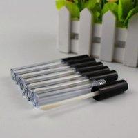 Maskara Sırlı Lip Gloss boşaltın 0.8ml / 3ml Kirpik Şişe Kozmetik Kavanoz Depolama Konteynerleri Dudak Tüp Eyeliner Yukarı Ruj 0 9QR C2 olun